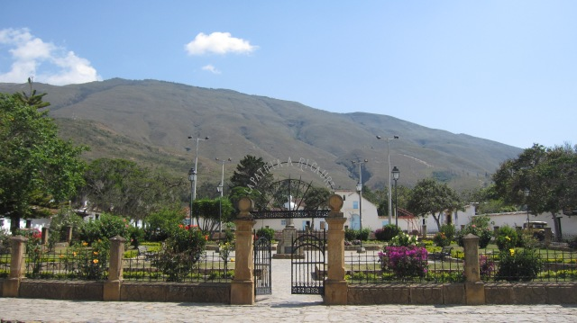 Parque Ricaurte