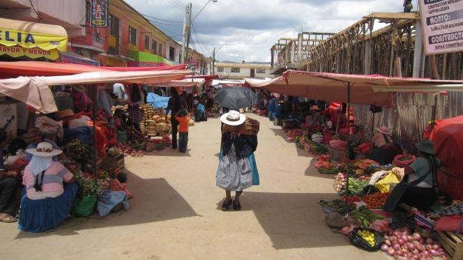 Sacaba – a small town off the beaten path inBolivia