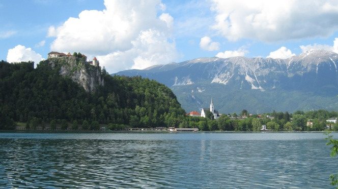 Bled – Medieval sword fights, a lakeside castle, and the Vintgar Gorge