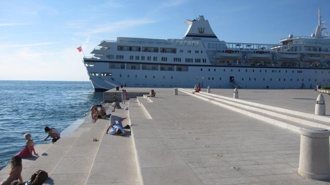 Zadar – The weirdest instrument you'll neverplay