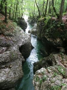 Mostnice Gorge 4