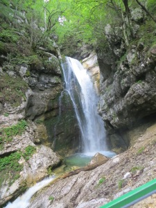 Mostnice Waterfall